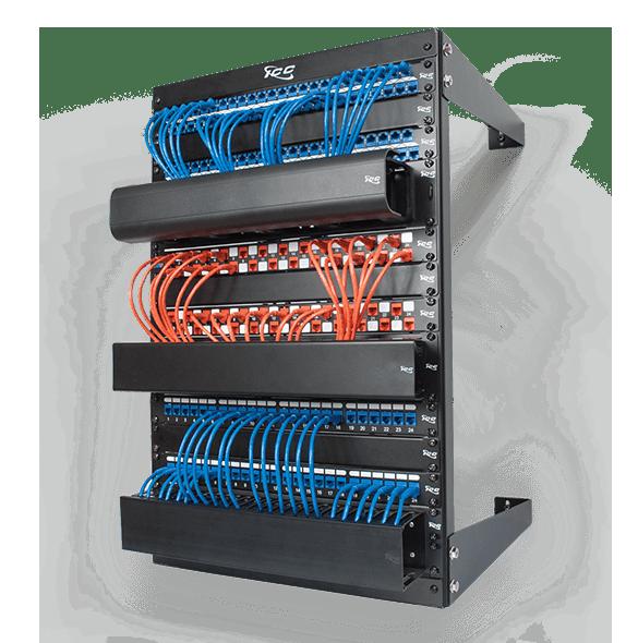Structured Cabling Companies in Qatar | Fiber optic, Panduit